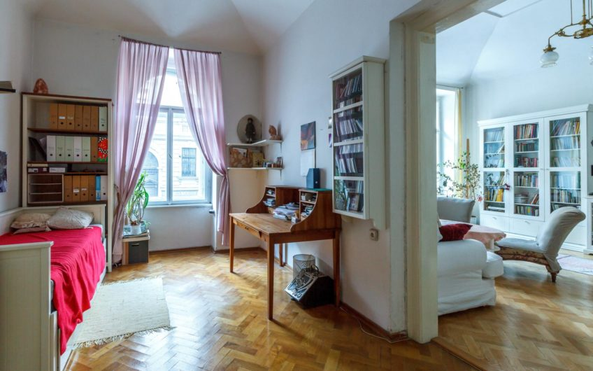 Flat in the tenement house